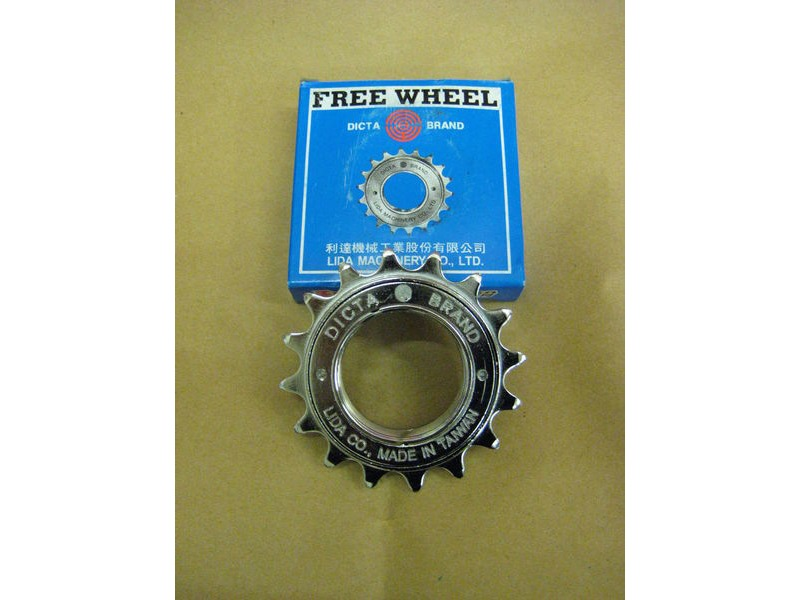 SPA CYCLES DICTA Freewheel click to zoom image