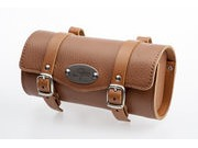 SPA CYCLES Derwent Leather Saddle Bag  click to zoom image