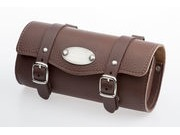 SPA CYCLES Derwent Leather Saddle Bag  Brown  click to zoom image