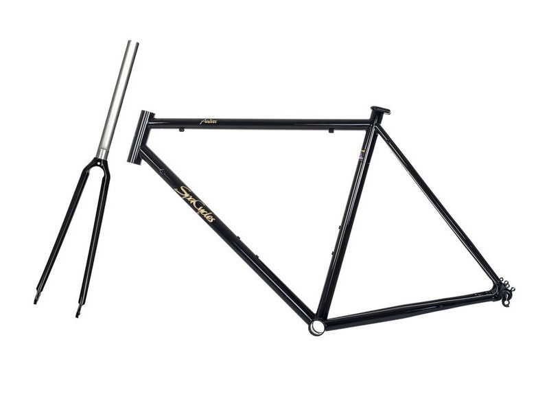 SPA CYCLES Steel Audax Frame and Forks click to zoom image