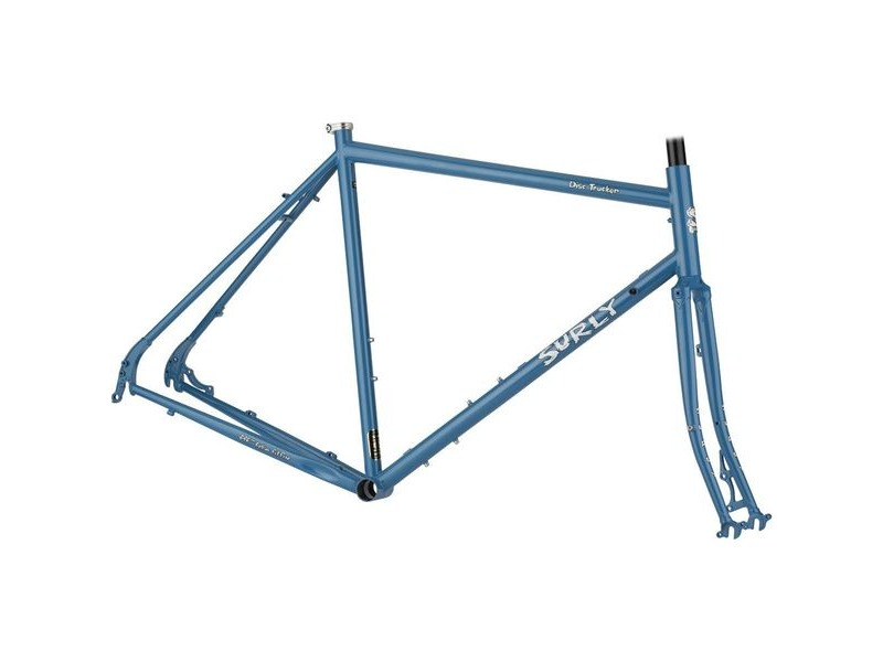 SURLY Disc Trucker Frame and Forks click to zoom image