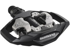 SHIMANO M530 Double Sided SPD Pedals