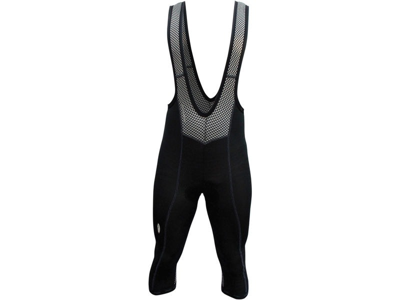 LUSSO Cooltech 3/4 Bib Tights click to zoom image