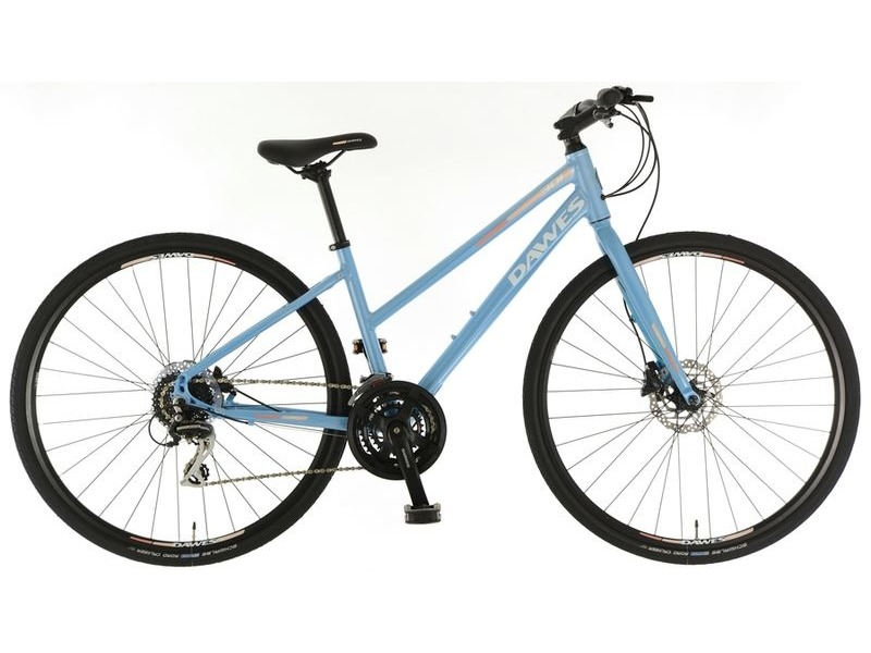 "DAWES Discovery 301 Low Step 16"" click to zoom image"
