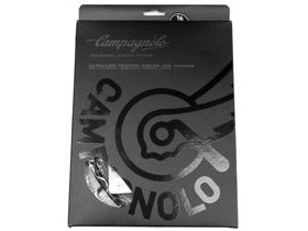 CAMPAGNOLO Ergopower Cable Set - Red/White