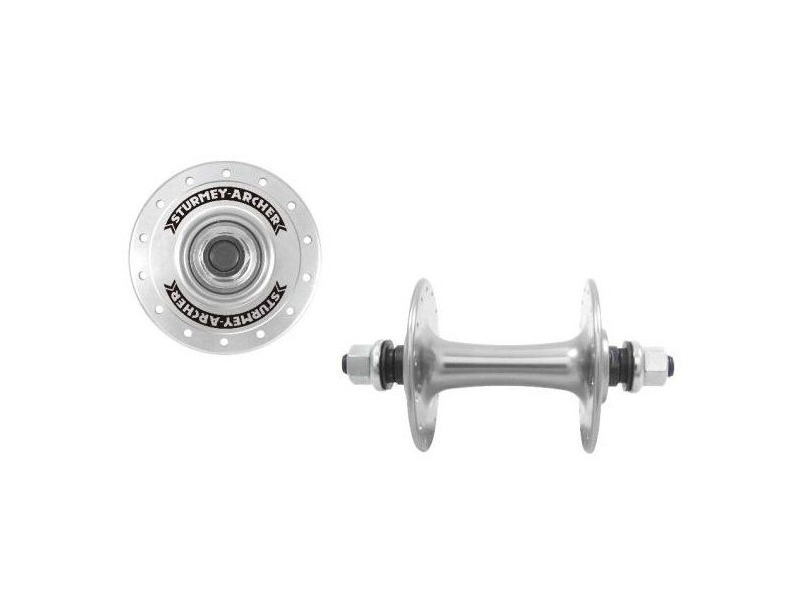 STURMEY ARCHER HBT30 Front Hub click to zoom image