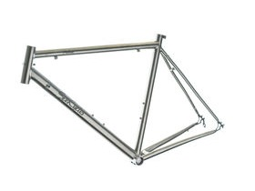 SPA CYCLES Titanium Audax Frame and Forks