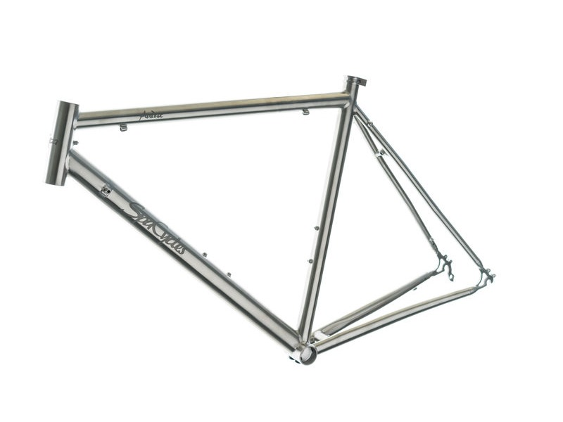 SPA CYCLES Ti Audax Frame Only click to zoom image