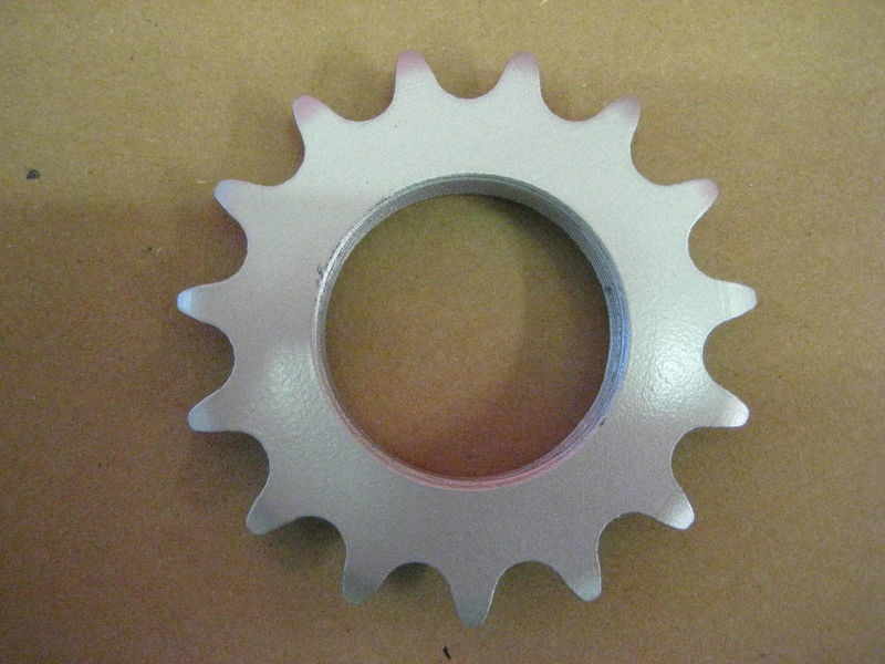 SPA CYCLES Fixed Sprocket click to zoom image