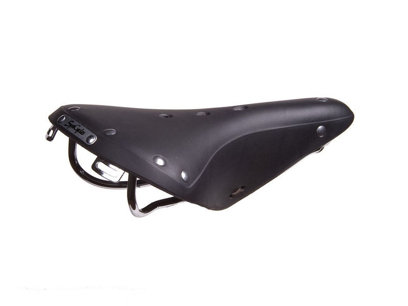 SPA CYCLES Nidd Leather Saddle click to zoom image