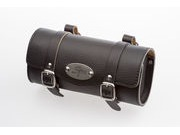 SPA CYCLES Derwent Leather Saddle Bag  Black  click to zoom image