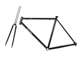 SPA CYCLES Steel Audax Frame and Forks