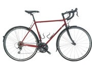 SPA CYCLES Steel Audax (Shimano 105 Triple)  click to zoom image