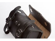 SPA CYCLES Loxley Leather Saddle Bag click to zoom image
