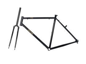SPA CYCLES Steel Tourer Frame and forks.