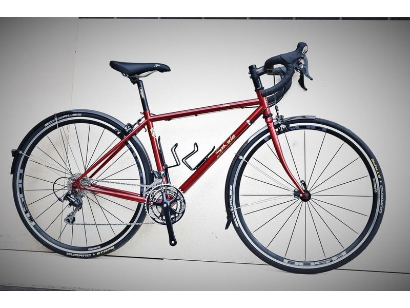 SPA CYCLES 631 Audax Special click to zoom image