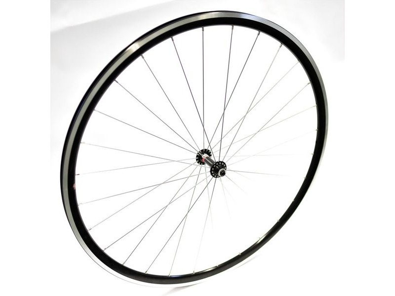 SPA CYCLES Handbuilt Wheelset: Novatec A291(28h)/F482(32h) With KINLIN XR270/XR27R click to zoom image