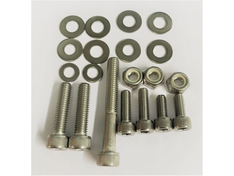SPA CYCLES Mudguard Fitting Kit click to zoom image
