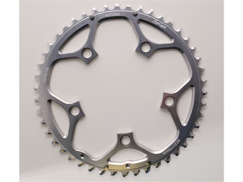 SPA CYCLES New Vision 110 BCD Deluxe Outer Chainrings click to zoom image
