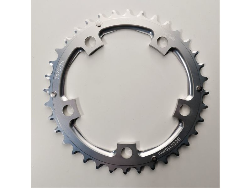 SPA CYCLES New Vision 110 BCD Deluxe Middle Chainrings click to zoom image