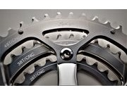 SPA CYCLES New Vision TD-2 Touring Triple Chainset click to zoom image