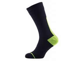 SEALSKINZ Road Thin Mid Waterproof Socks
