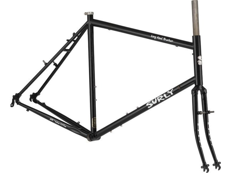 SURLY Long Haul Trucker Frame and Forks click to zoom image