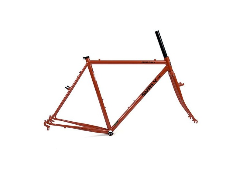 SURLY Cross Check Frame and Forks click to zoom image