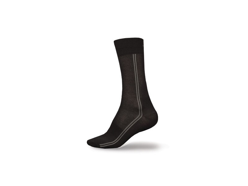 ENDURA CoolMax Long Socks (twin pack) click to zoom image