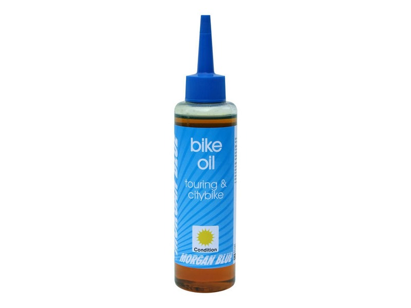 MORGAN BLUE Bike Oil - Touring & City Bike click to zoom image