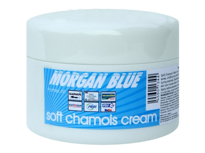 MORGAN BLUE Chamois Cream, soft click to zoom image