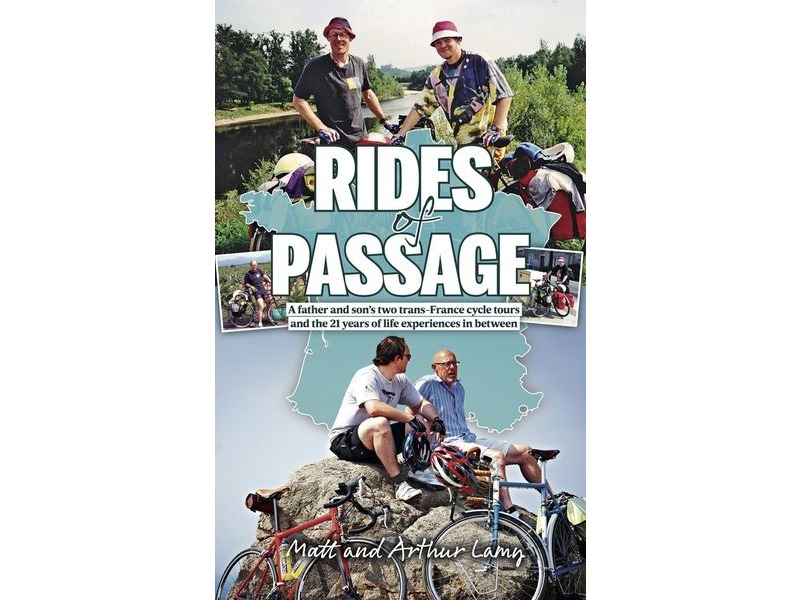 MATT LAMY Rides of Passage click to zoom image