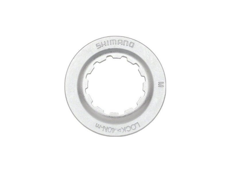 SHIMANO Centre Lock Lockring click to zoom image