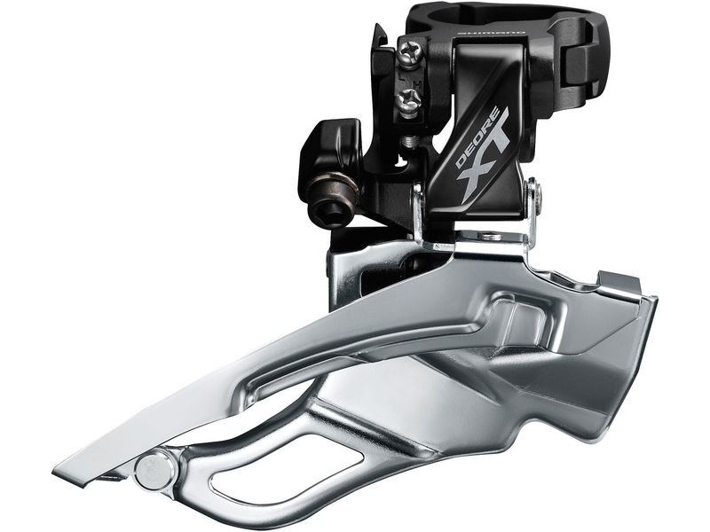 SHIMANO XT FD-T8000 Front Mech (10 Speed Triple) click to zoom image