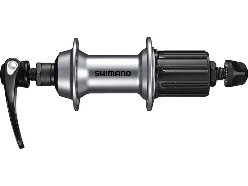 SHIMANO Tiagra Rear Hub FH-RS400 click to zoom image