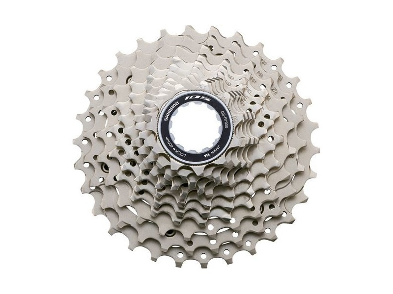 SHIMANO 105 R7000 Cassette (11 Speed) click to zoom image