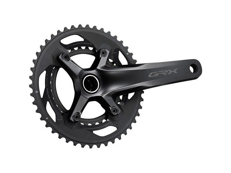 SHIMANO GRX RX600 46/30 Chainset (11spd) click to zoom image