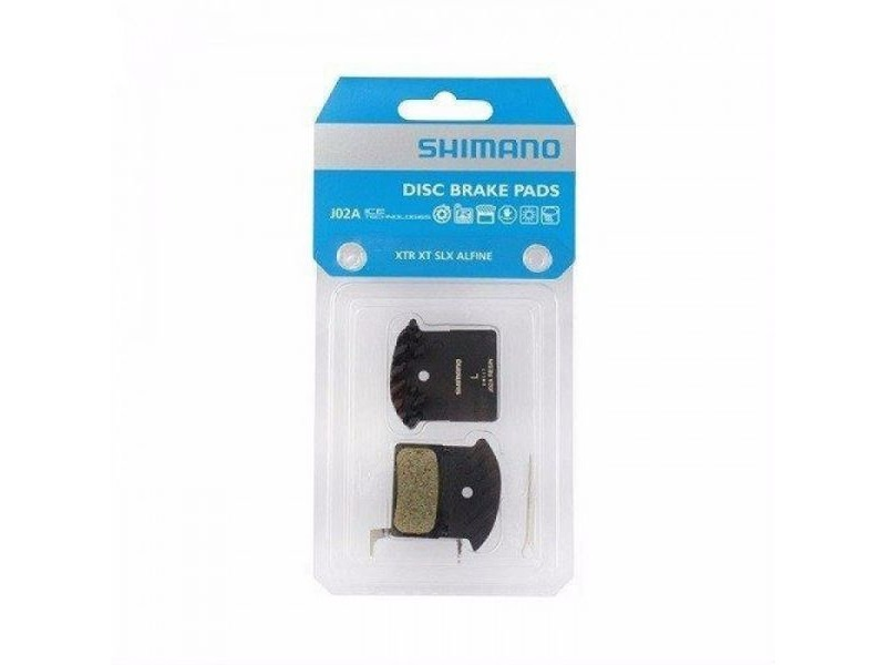 SHIMANO J03A Disc Brake Pads click to zoom image