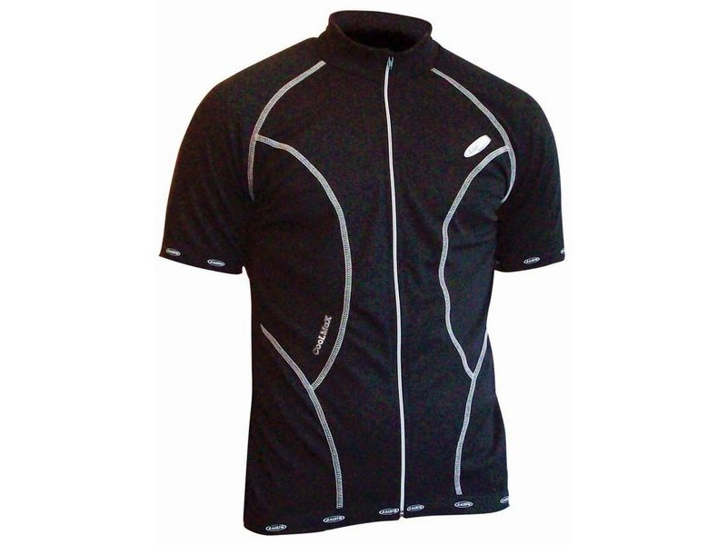 LUSSO CoolLite Short Sleeve Jersey click to zoom image