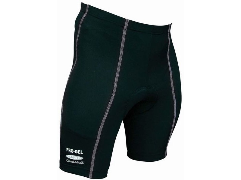LUSSO Pro Gel Shorts click to zoom image
