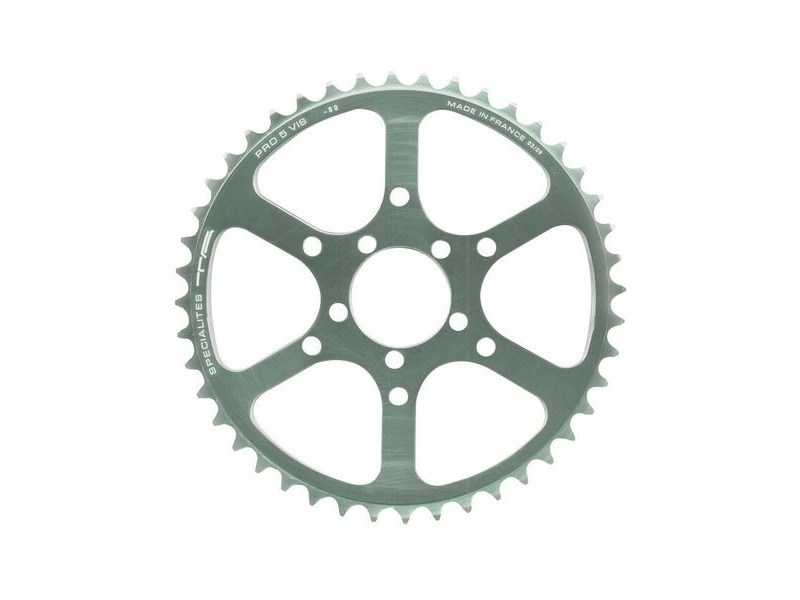SPECIALITES T.A. Cyclotourist Outer Chainrings 50 & 52 click to zoom image