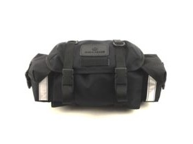 CARRADICE Cordura Audax Saddlebag