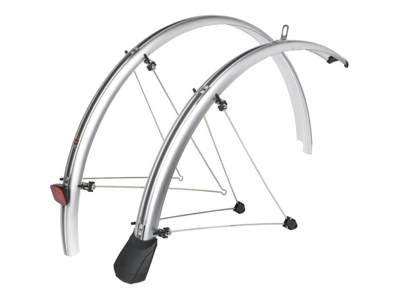 SKS Chromoplastic Mudguards click to zoom image